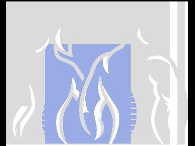 Blue Spine Figures